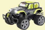 RC Jeep Wrangler Rubicon von Carrera