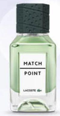 Match Point EdT von Lacoste