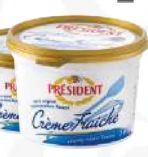 Crème Fraîche von President