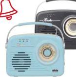 Retro-Radio Mono 1965 von Silva Schneider