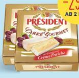 Carré Gourmet von President