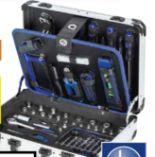Alu-Werkzeugkoffer von Lux-Tools