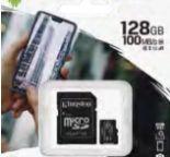 MicroSD-Karte von Kingston