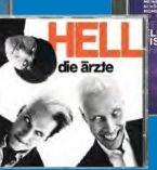 CD Die Ärzte Hell