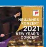 CD Neujahrskonzert 2021
