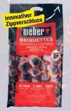 Grillbriquettes von Weber
