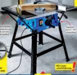 Tischkreissäge HS250L SE von Scheppach