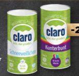 Waschmittel Pulver von Claro
