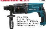 Elektronik-Bohr-Stemmhammer-Set HR 2470 von Makita