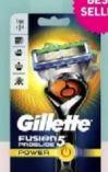 Rasierklingen Fusion5 Proglide Power von Gillette