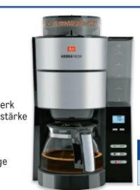 Kaffeeautomat AromaFresh von Melitta