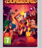 Minecraft Dungeons von Nintendo Switch