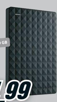 Festplatte Expansion+ Portable von Seagate