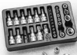 Stecknuss-Bit-Set von Kraft Werkzeuge