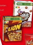 Cerealien von Nestlé