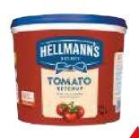 Tomaten Ketchup von Hellmann's