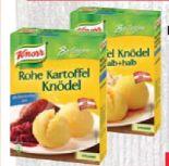 Rohe Kartoffel Knödel von Knorr