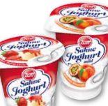 Sahnejoghurt von Zott