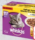 Katzenfutter Frischebeutel von Whiskas