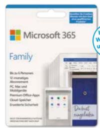 Office 365 Family von Microsoft