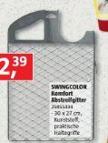 Komfort Abstreifgitter von Swingcolor