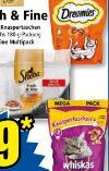 Katzenfutter-Snacks von Whiskas