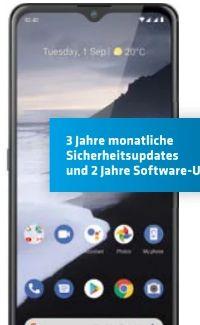 Smartphone 2.4 von Nokia