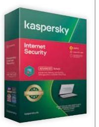 Internet Security 2 von Kaspersky