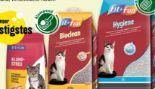 Hygiene Katzenstreu von fit+fun