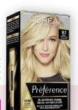 Preference Intensiv Coloration von L'Oréal Paris