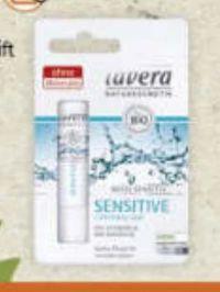 Lippenpflege von Lavera
