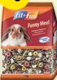 Kleintiernahrung Funny Meal von fit+fun
