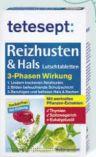 Reizhusten-Hals Lutschtabletten von Tetesept