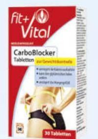 CarboBlocker Tabletten von Fit+Vital