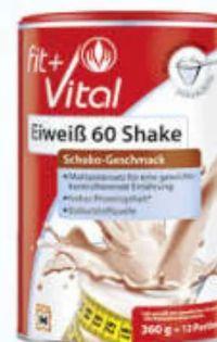 Eiweiß-Ballaststoff Shake von Fit+Vital