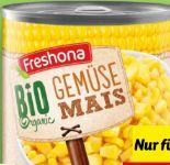 Bio-Gemüsemais von Freshona