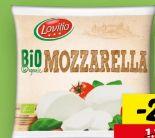 Bio-Mozzarella von Lovilio