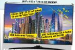 LED TV 43HK6500 UHD von Hitachi