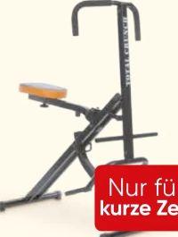 Eigengewicht Ganzkörpertrainer M 23646 Total Crunch von Media Shop
