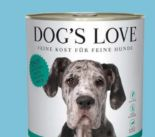 Hundenahrung von Dog's Love