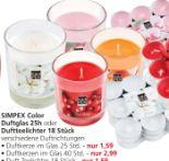 Duftglas von Simpex Color