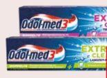 Zahncreme Extreme Clean von Odol-Med 3