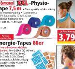 Physio-Tape von Sensomed