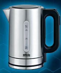 Digital-Wasserkocher KL-T 2200 von Silva Schneider