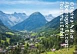 Vorarlberg Bürserberg von Hofer-Reisen
