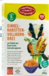 Bio-Dinkel-Vollkornbrei von Zurück zum Ursprung
