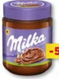 Haselnusscreme von Milka