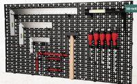 Werkzeugwand von Parkside
