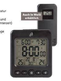 Funk-Temperaturstation von Auriol