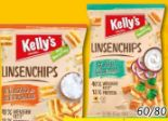 Linsen Chips von Kelly's